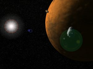 The Mars Exploration is a game about the Terraforming on the red Planet Mars.